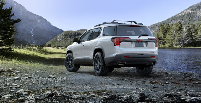 2020 GMC Acadia What s New And What s Not The Fast Lane Car
