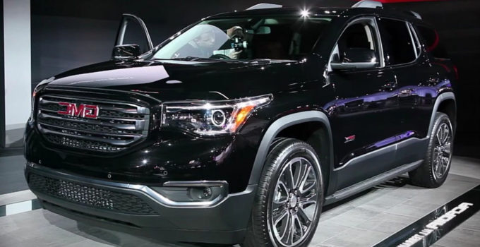 2018 GMC Acadia Price In Canada 2019 2020 Best SUV