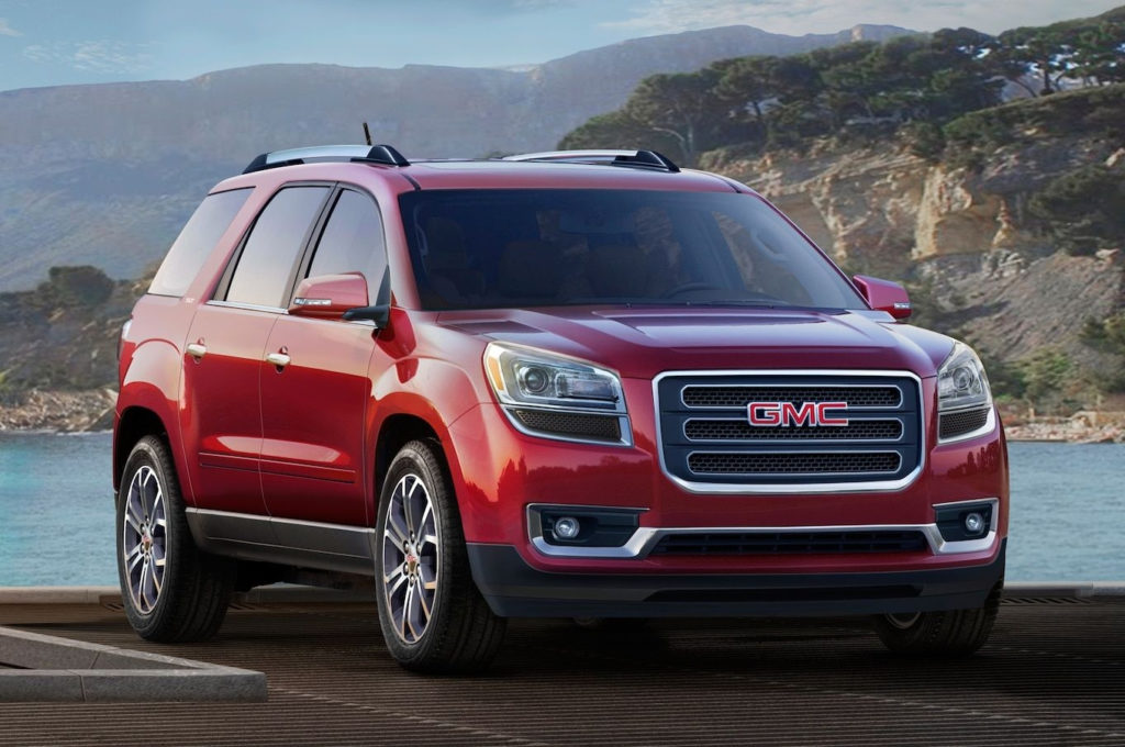 2020 GMC Acadia Review Changes Release Date Specs
