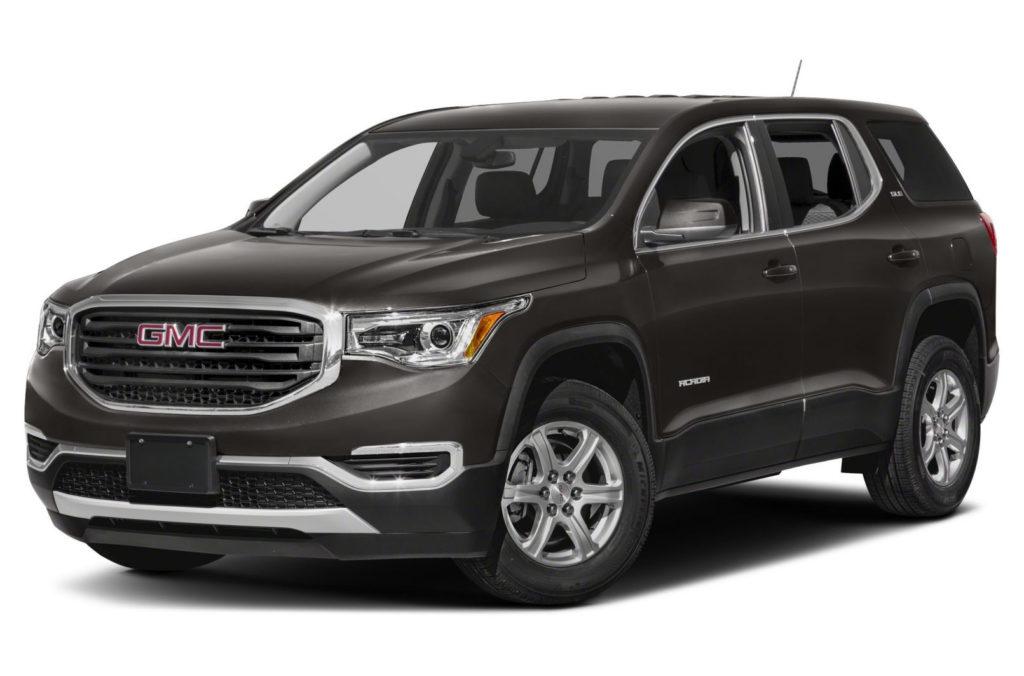 2019 GMC Acadia Design Features Release Date Engine