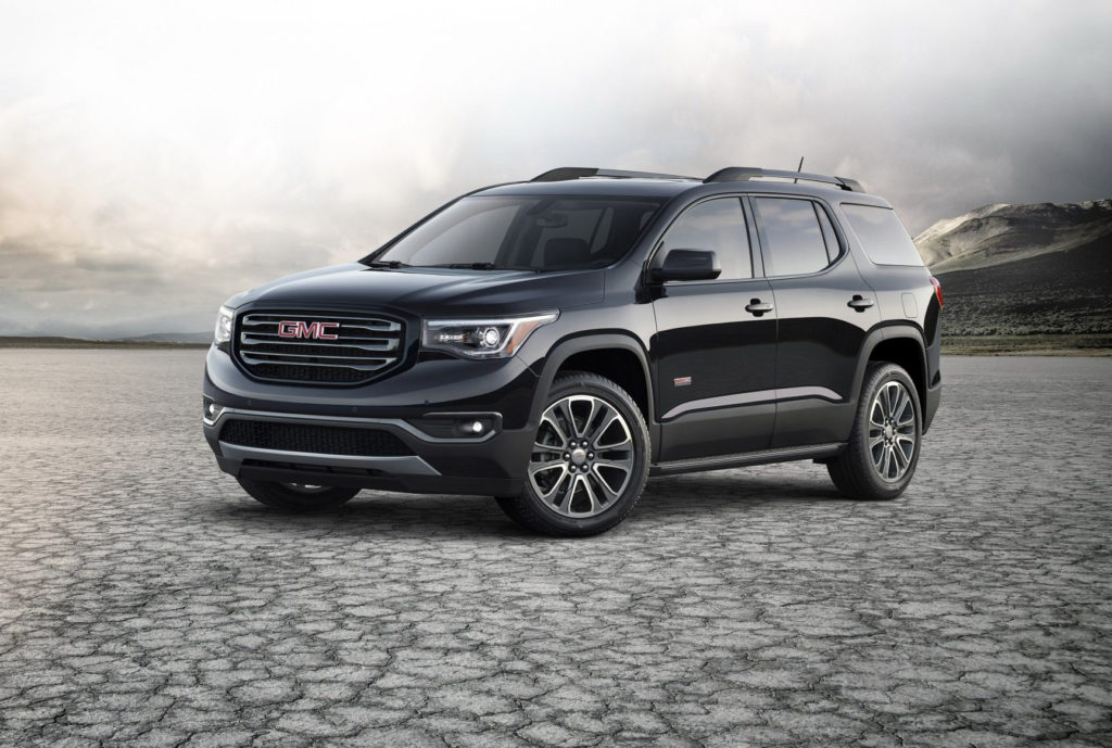 2019 GMC Acadia Review Release Date Design Engine