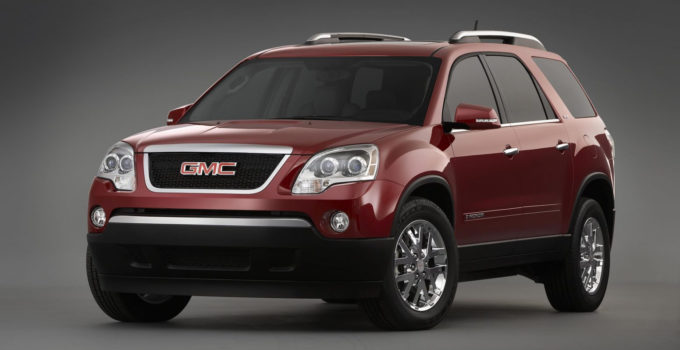 2019 GMC Acadia Features Design Release Date Engine