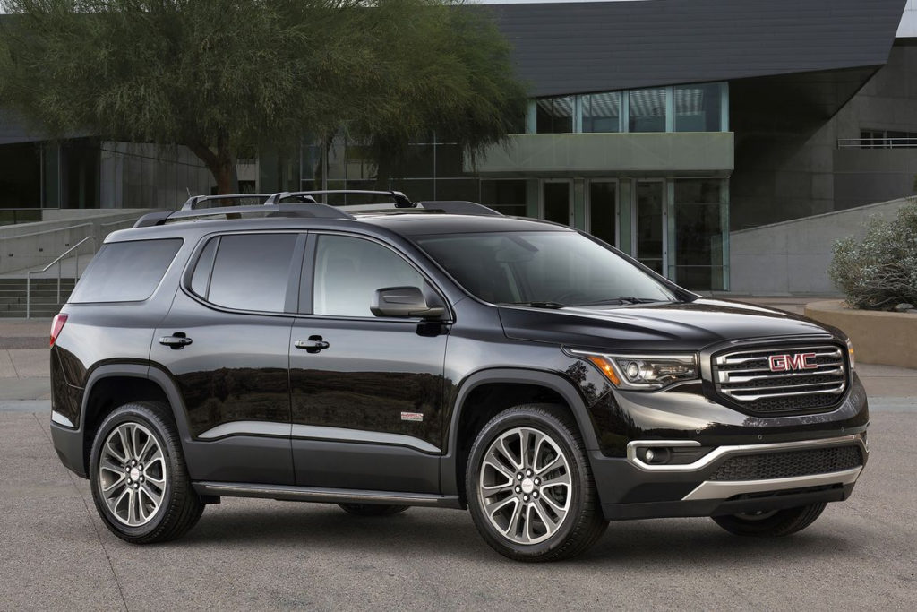2018 GMC Acadia What s Changed News Cars