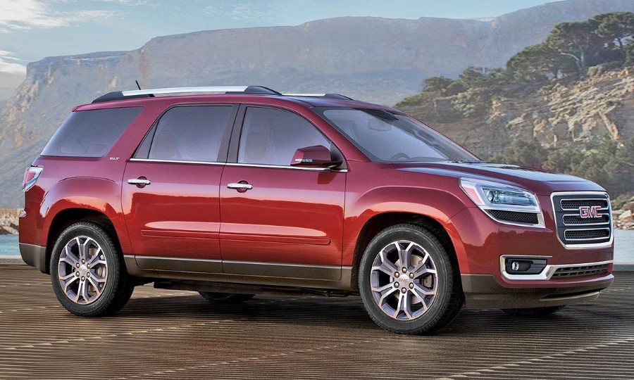 2019 GMC Acadia Dimensions Changes 2019 Auto SUV