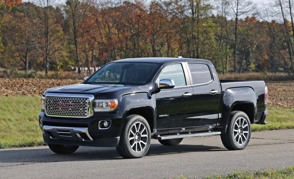 2017 GMC Canyon IntelliLink Infotainment Review Car