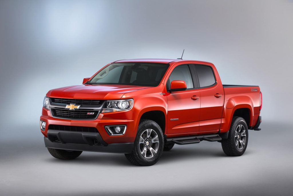 2019 Chevy Colorado Crew Cab Redesign And Changes 2019