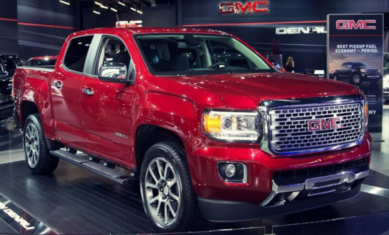 2020 GMC Canyon Review Price Rating Pros Cons