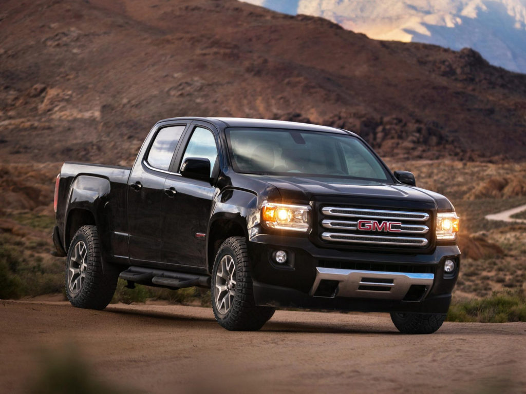 GMC Unveils 2017 Canyon All Terrain X New Features For