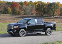 2018 GMC Canyon Exterior Review Car And Driver