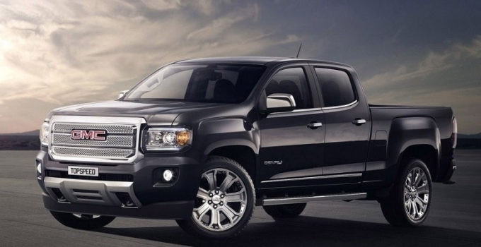 2019 GMC Canyon Diesel Price Cars Studios
