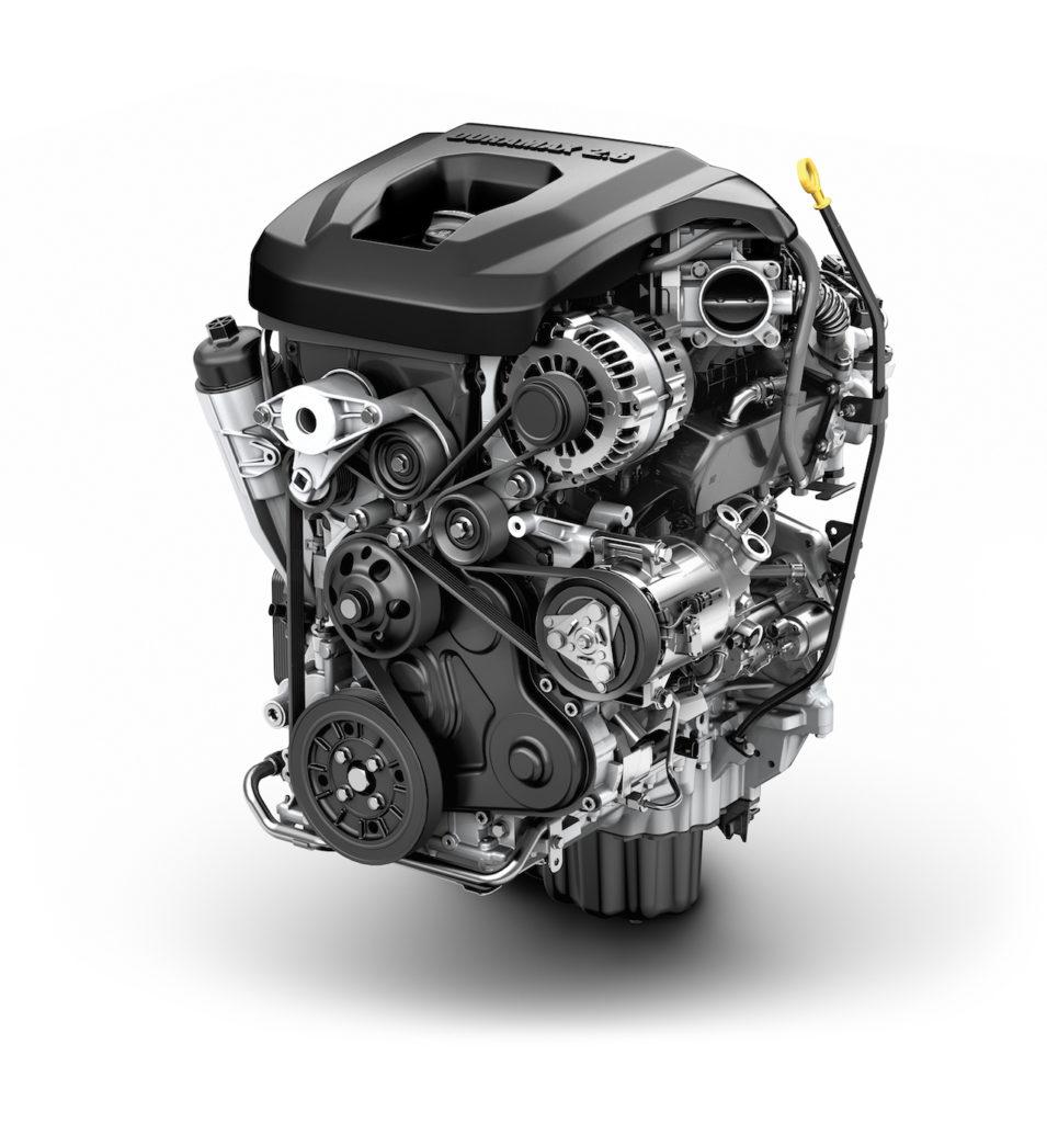 GM s 2 8L Duramax Diesel MPG Figures Released The Fast