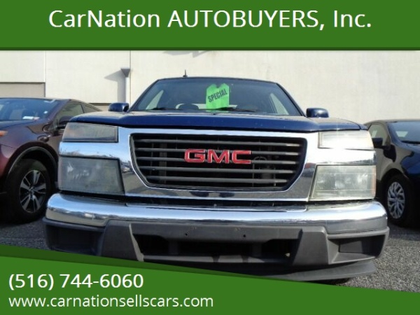 2009 GMC Canyon 3VL Extended Cab 2WD RB For Sale In