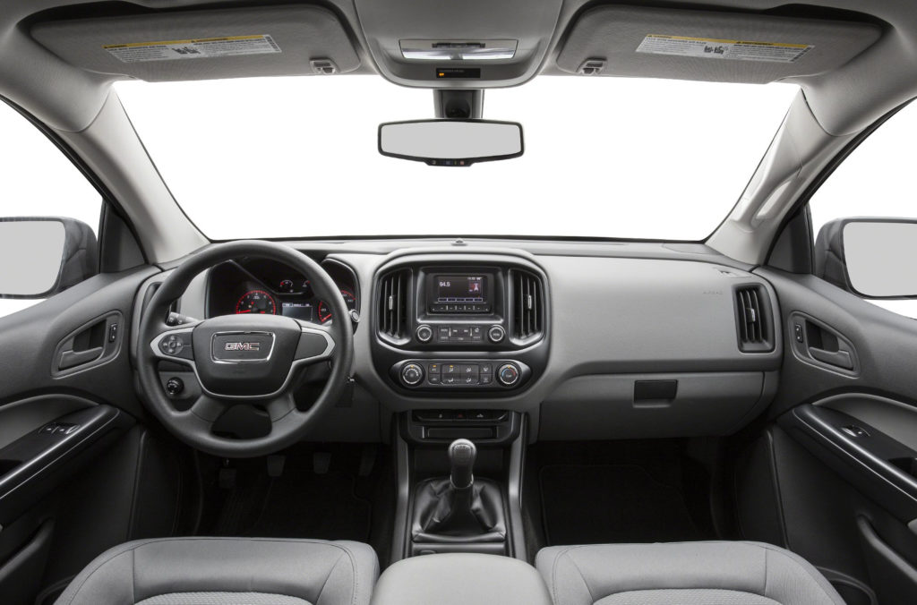 2016 GMC Canyon Styles Features Highlights