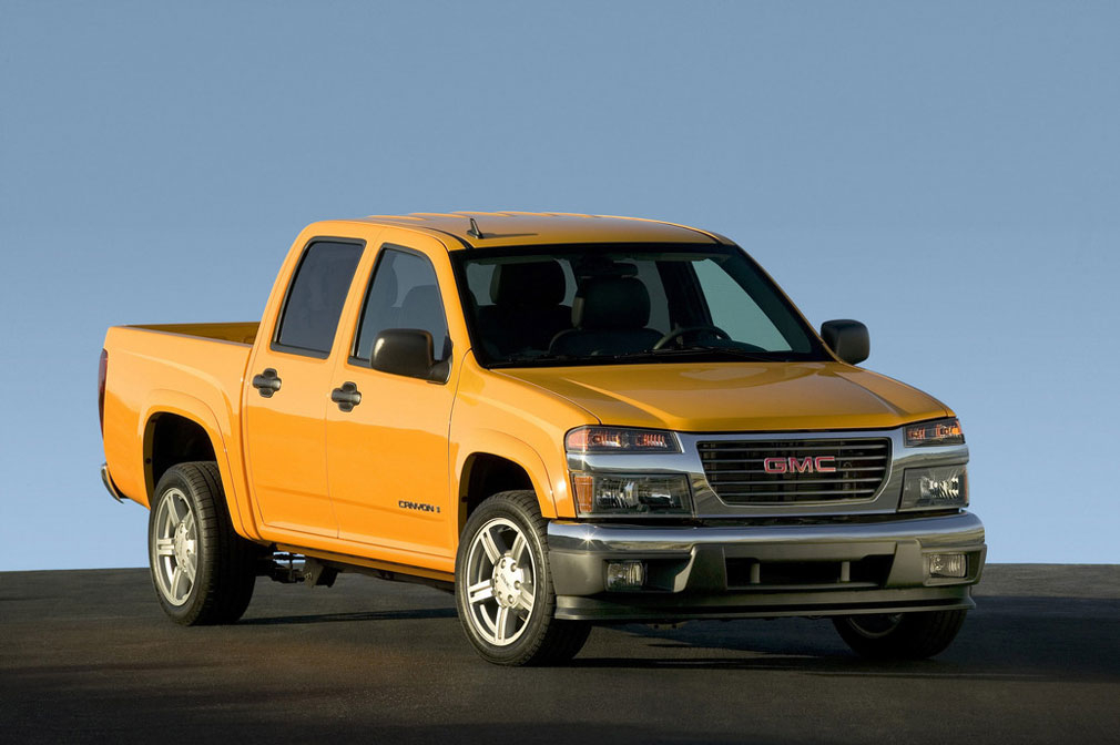 2012 GMC Canyon Review Specs Pictures Price MPG