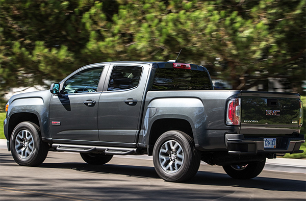 2020 GMC Canyon SL Changes Release Date Specs Price