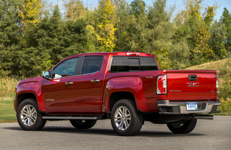 2017 GMC Canyon Diesel Engine Specs Features