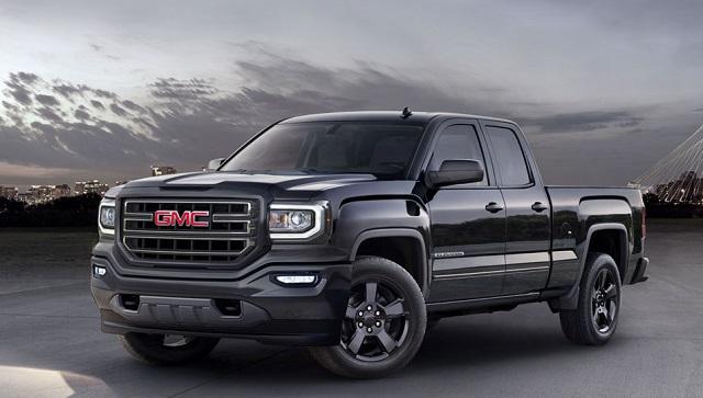 2019 GMC Sierra 1500 Release Date Interior Diesel