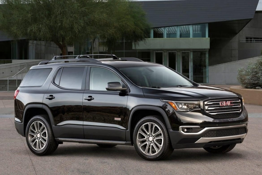 2019 GMC Envoy Design HD Images Car Release Date And News