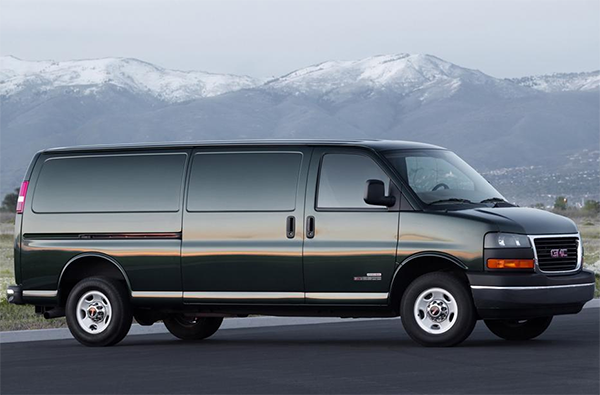 2019 GMC Savana 3500 Diesel Changes Release Date 2020 GMC