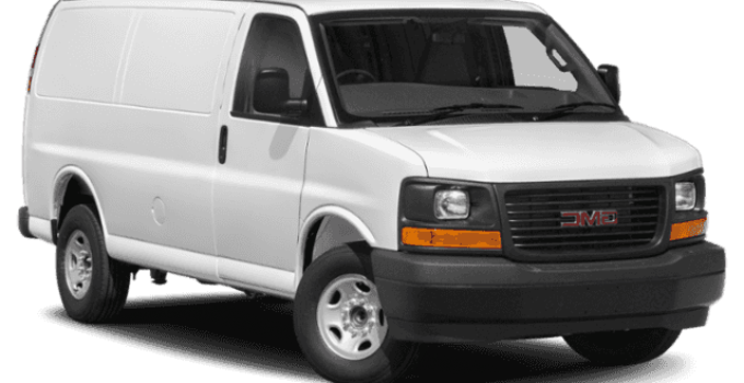 New GMC Savana 2500 For Sale In Jacksonville Nimnicht