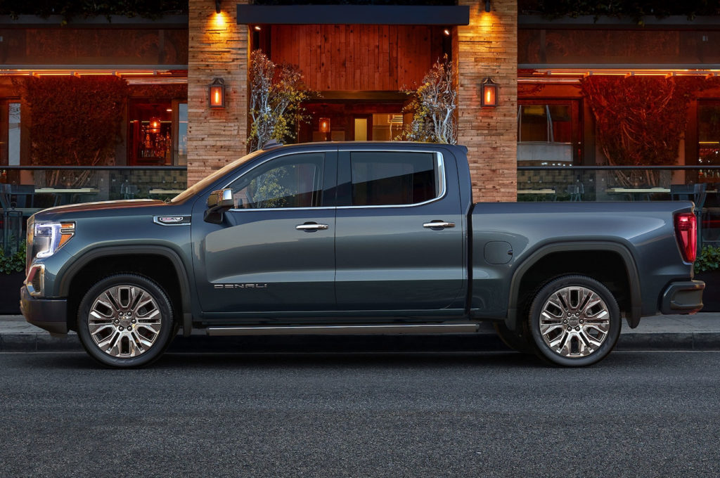 2019 GMC Sierra 1500 Reviews And Rating Motor Trend