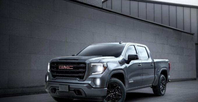 2020 GMC Sierra 1500 Is Packed With Tech Street Trucks