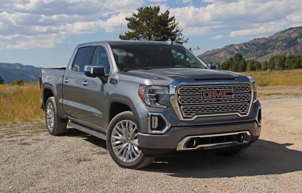 The 2020 GMC Sierra 1500 Duramax Diesel Pickup Is A V 8