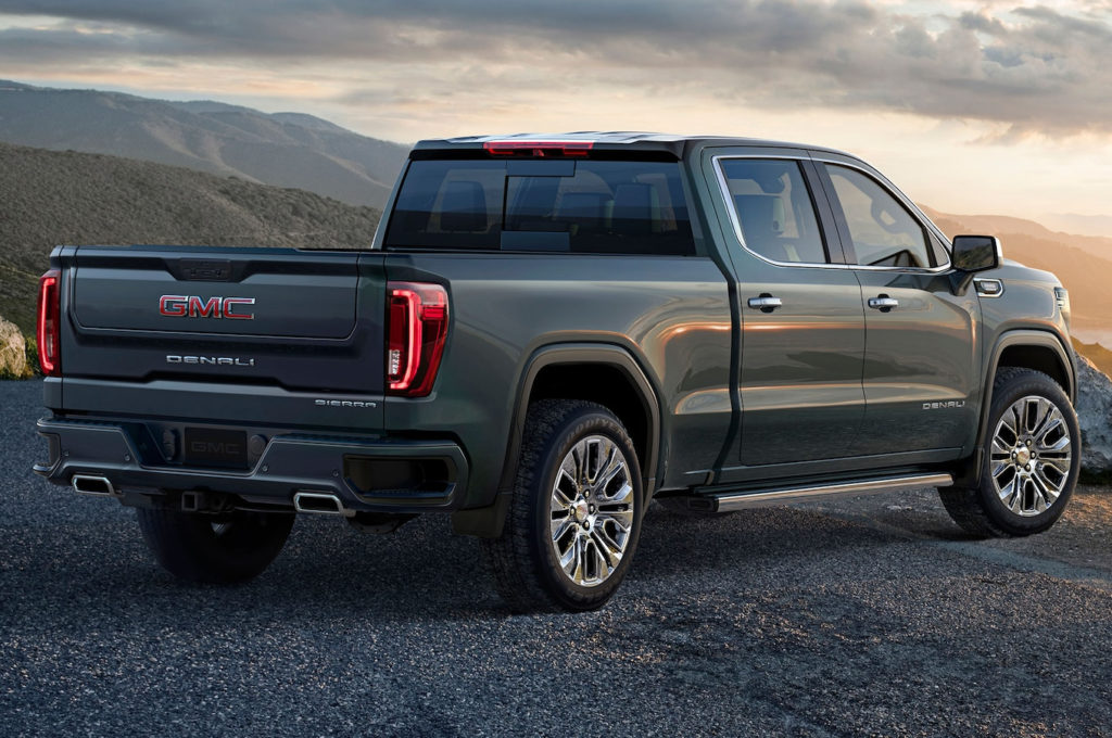 2019 GMC Sierra 1500 Five Things You Need To Know Motor