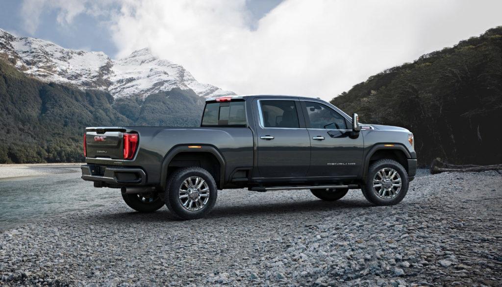 2020 GMC Sierra HD New Towing Tech An Allison Upgrade
