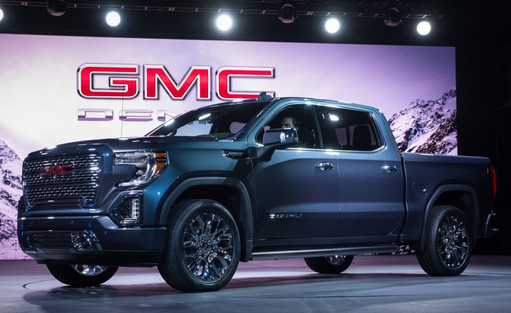 2019 GMC Sierra First Look New Truck Pushes Past