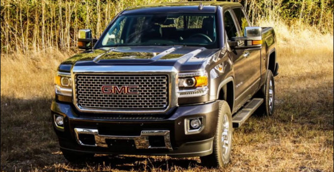 2018 GMC New Sierra Denali 2500 YouTube
