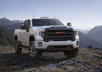 2021 GMC 2500hd Gas Engine 2022 GMC