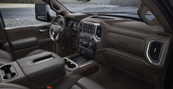 2020 Gmc Sierra 2500Hd Interior Msrp Mpg 2022 GMC