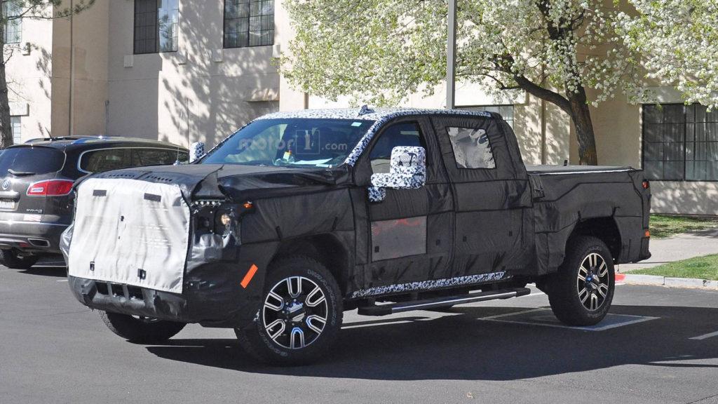 2020 Gmc Hd Truck Car Specs 2019