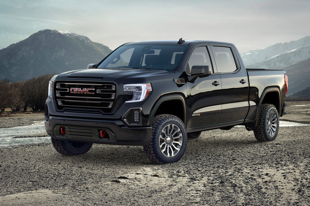2019 GMC Sierra AT4 Gets More Off Road Chops Automobile