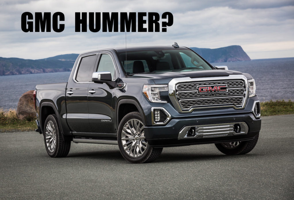 What Is Electric 2022 GMC Hummer News Coming During