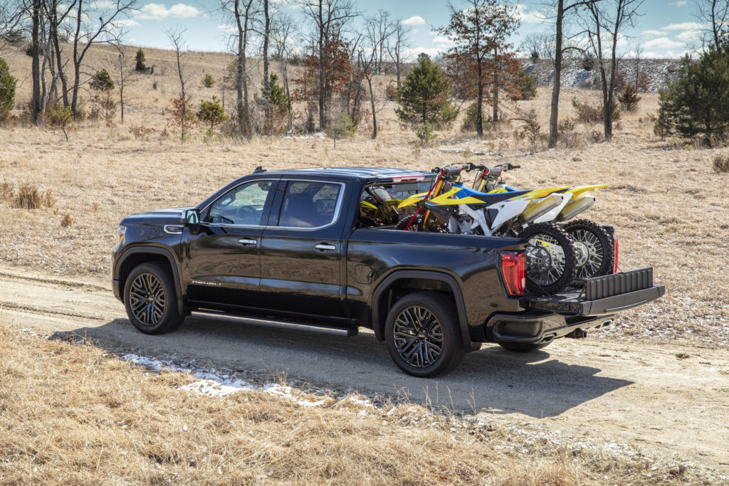 GMC s 2019 Sierra 1500 Carbon Pro Editions Get Pricing And
