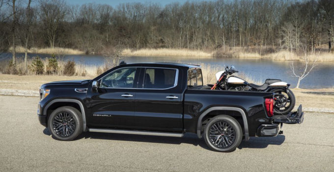 2019 GMC Sierra CarbonPro Edition Brings Us The Bed Of The