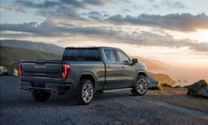 2019 GMC Sierra 1500 Elevation Comes Standard With Turbo