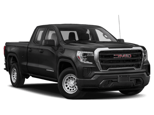 New 2020 GMC Sierra 1500 Elevation Extended Cab In