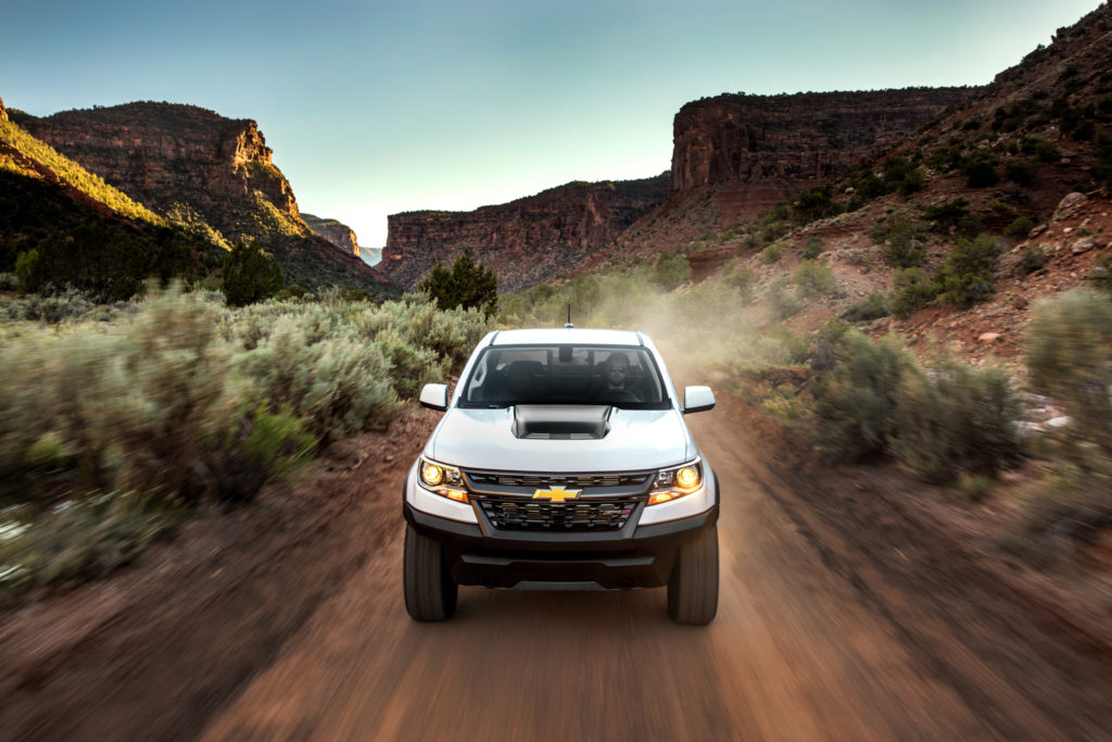 Like GM s Current Midsize Trucks Good Because Colorado