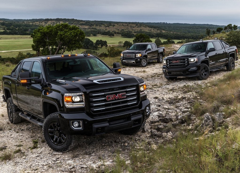 2019 GMC Sierra Truck Color Trims Engine Specs And Prices