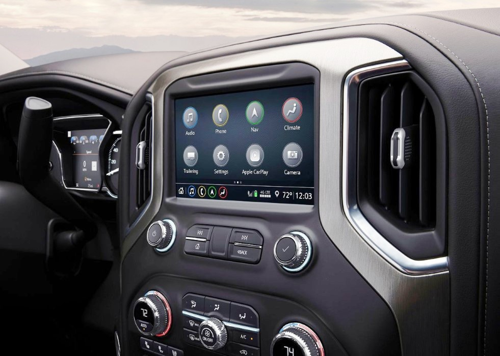 2020 GMC Sierra 2500HD New Features Best Rated SUV