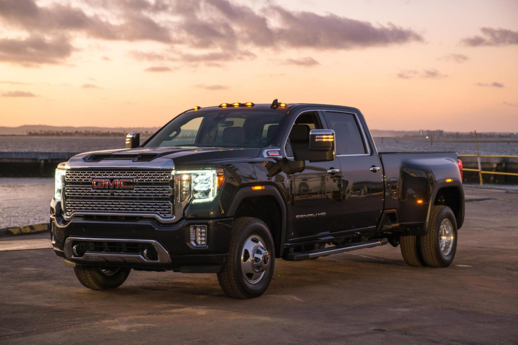 GM Reveals 2020 GMC Sierra Heavy Duty Medium Duty Work