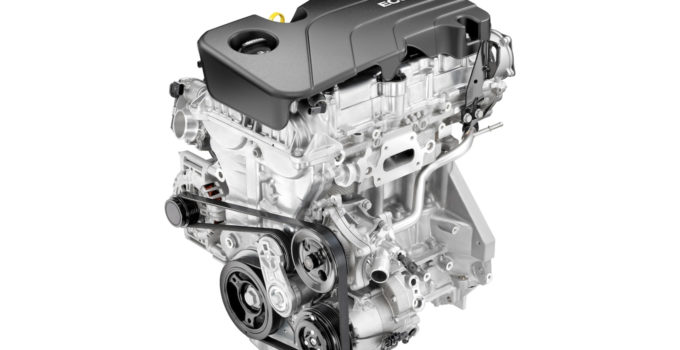 GM Introduces Extra Small Block EcoTec Engine Family