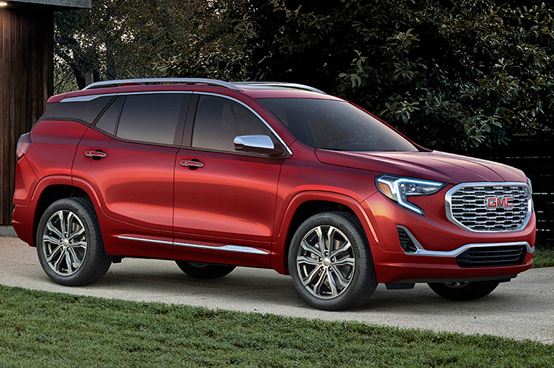 2020 GMC Terrain Review Price Redesign Changes New