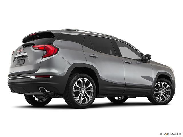 New Ebony Twilight Metallic 2020 GMC Terrain AWD SLE For