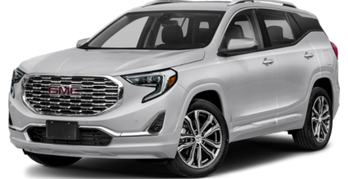 2019 GMC Terrain AWD 4dr SLT Ratings Pricing Reviews