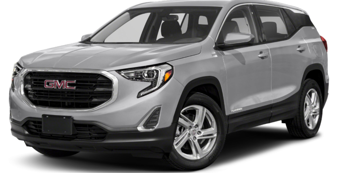 New 2020 GMC Terrain Price Photos Reviews Safety