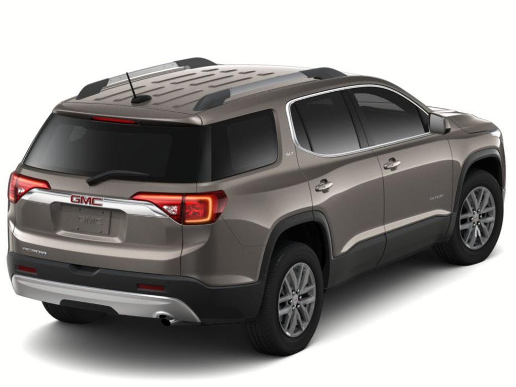 New Smokey Quartz Metallic Color For 2019 GMC Acadia GM